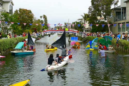 Venice Canal Regatta