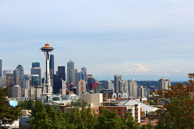 View from Queen Anne Park