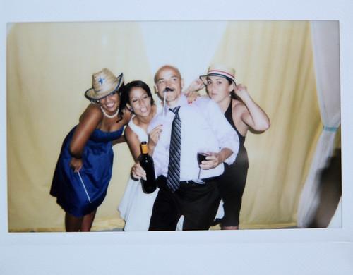 Wedding Polaroids