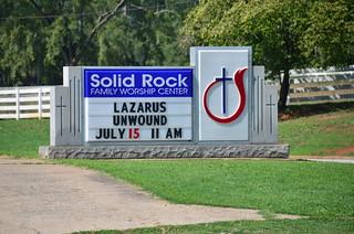 Lazarus Unwound