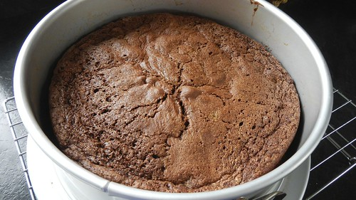 Baked Flourless