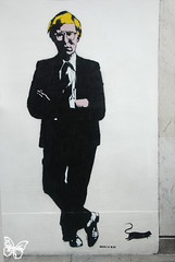 Blek Le Rat - London