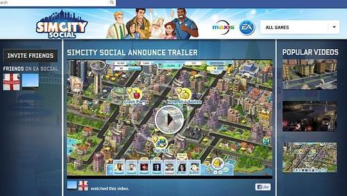 EA Social Facebook Thing