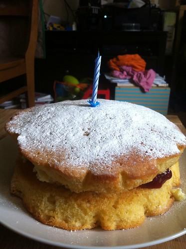 365:181 Birthday cake