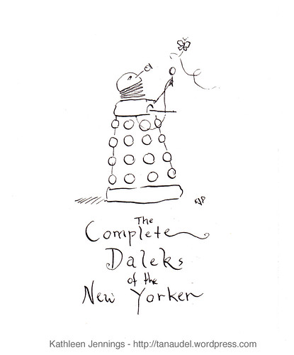 The Complete Daleks of the New Yorker