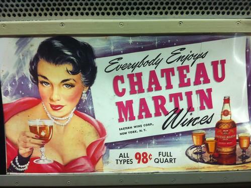 BOOZE :: Chateau Martin Wines