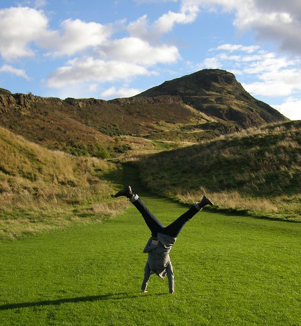 Arthur's Seat - Edinburgh, Scotland