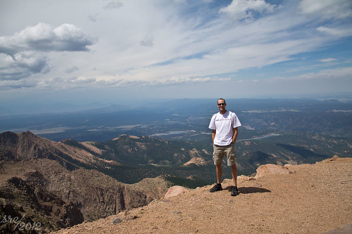 Mark, at the peak