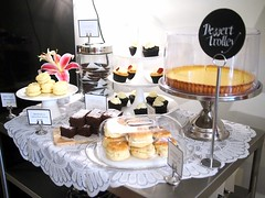 Dessert Trolley, The Plain cafe, 50 Craig Road, Tanjong Pagar