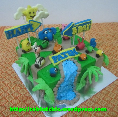Cake Jungle Junction