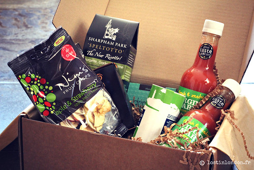 flavrbox food box