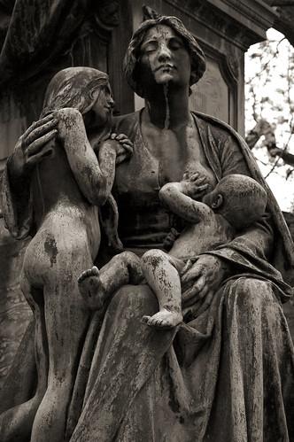 Nurturing Mother by Bree Sage