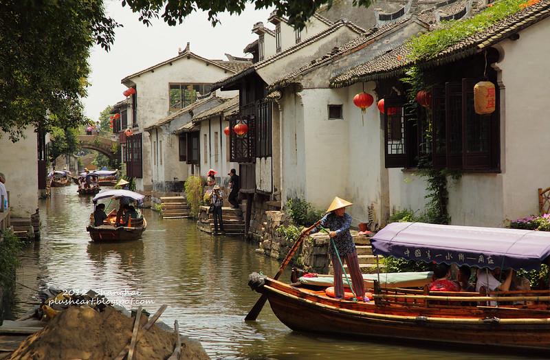 ▌上海 ▌ 中國第一水鄉 – 周庄