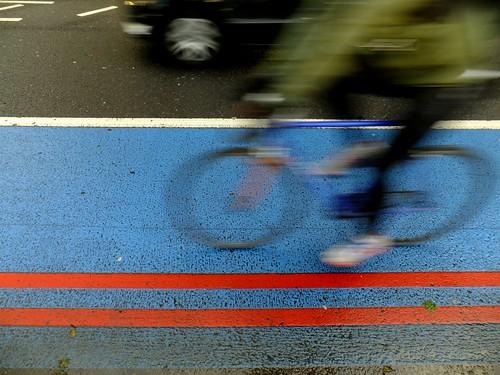 Blue Blur Route