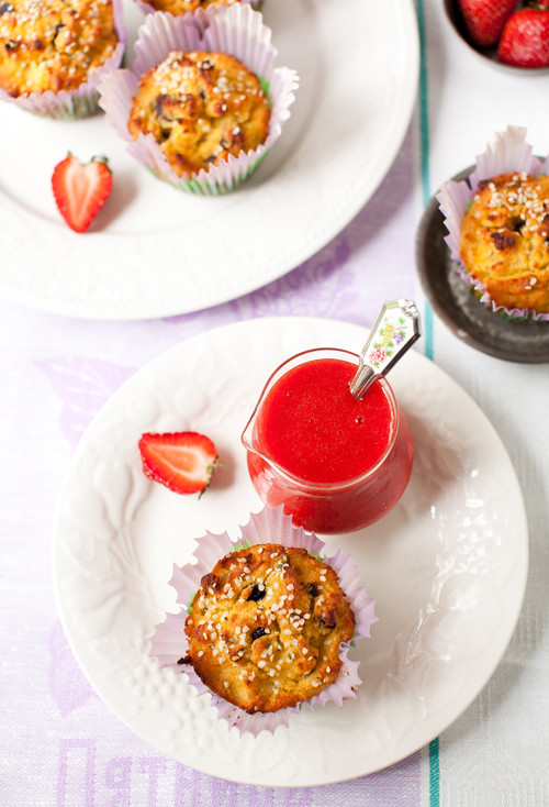 Coconut Flour Muffins 2
