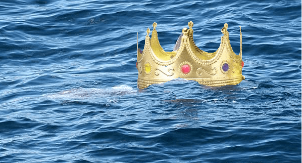 King Canute Backs North Carolina Shore Bill
