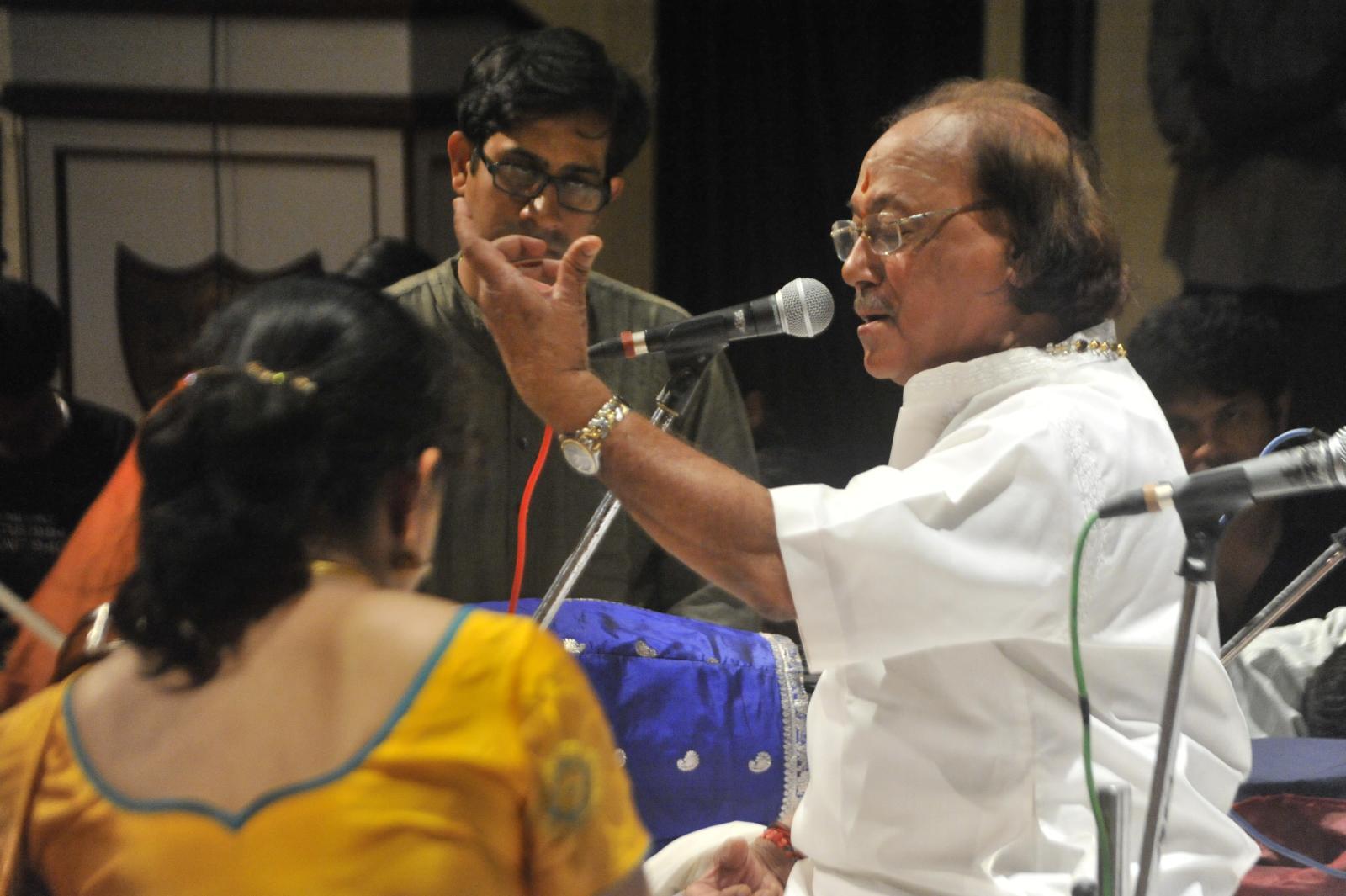 Vid T V Gopalakrishna (Carnatic Vocal)