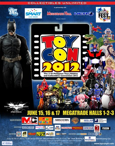 11th PhilippineToyCon  June 2012  SM Megatrade Gundam PH