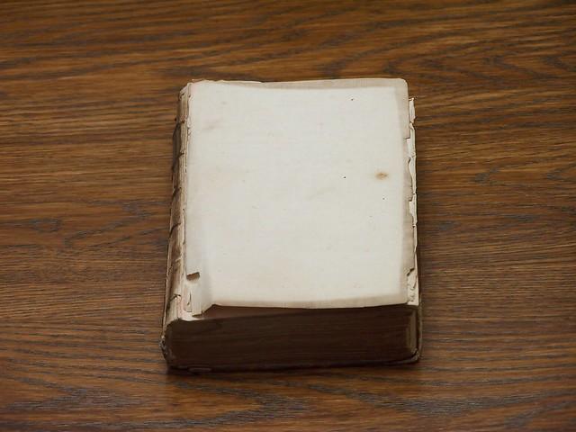 1773 Montesquieu Persian Letters vol 2- 01