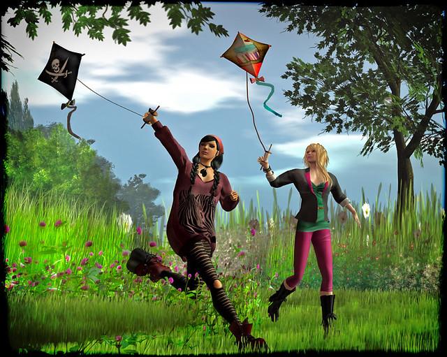 jasmine b pirate kite yarrrr 08072012