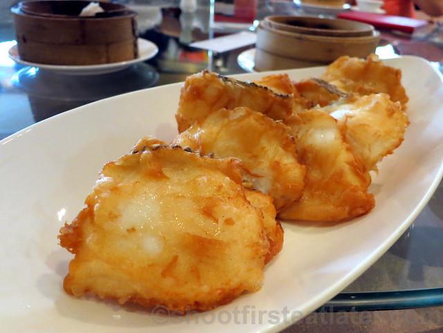 Summer Palace, Edsa Shangri-La- pan fried codfish in light soya sauce