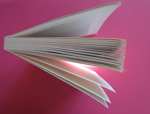 Iain Banks, La fabbrica delle vespe, Meridiano Zero 2012. Progetto grafico: Meat collettivo grafico; realizz. graf.: Nicolas Campagnari. Taglio superiore (part.), 1