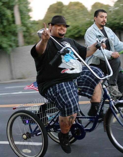 Diversity in bike events