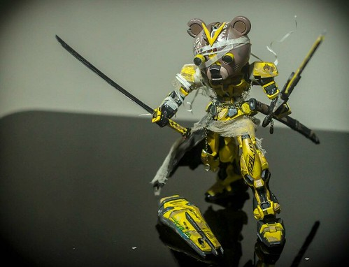 Afro Samurai Inspired Jin-N0#2 Custom by AAG (7)