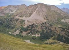 Peak 12,801 From La Plata Standard Descent