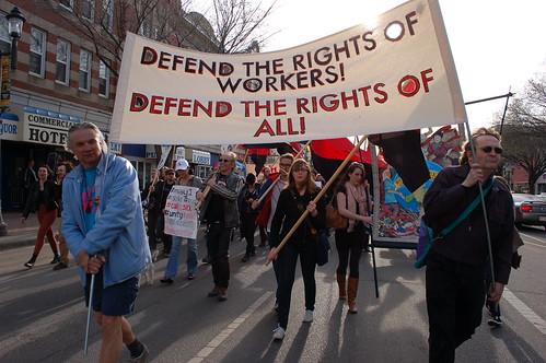 May Day March 2012