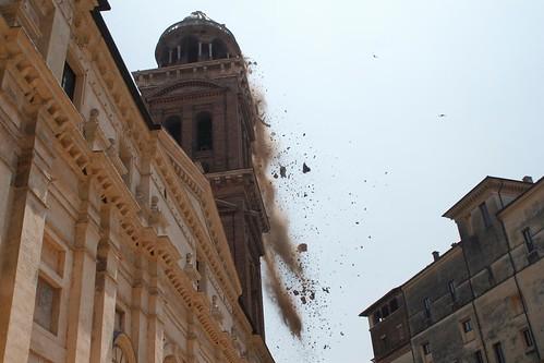 """ITALIA - EMERGENZA EMILIA / Terremoto in Emilia: """"il quadro è davvero drammatico""""Antonia Pasqua Recchia (MiBAC), Quotidano Arte.it (30/05/2012).  by Martin G. Conde"""