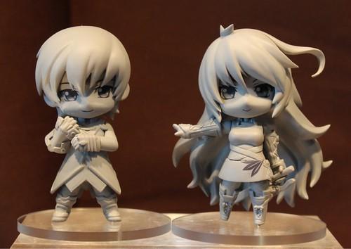Nendoroid Petit Jude and Milla (Tales of Xillia)