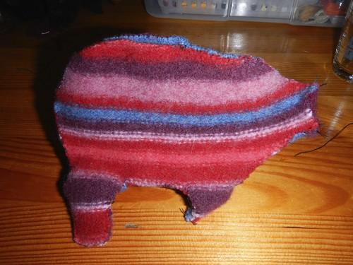 Heeere Piggy Piggy!