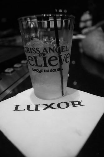 Luxor Belive Criss Angel