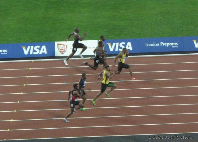 Olympics Stadium - 5th May, 2012 (70)