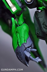 1-100 Kshatriya Neograde Version Colored Cast Resin Kit Straight Build Review (103)