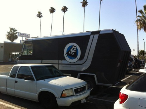 The Aquabats Battle Tram
