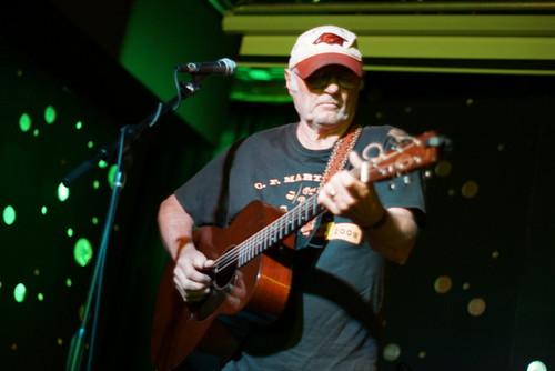 Michael Chapman, Pinhook, Durham NC, 06/12/12