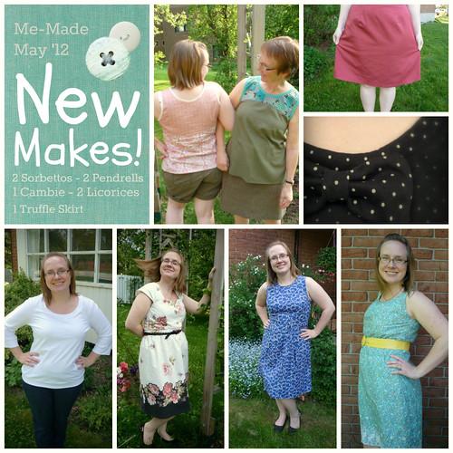 MMM'12: New Garments!