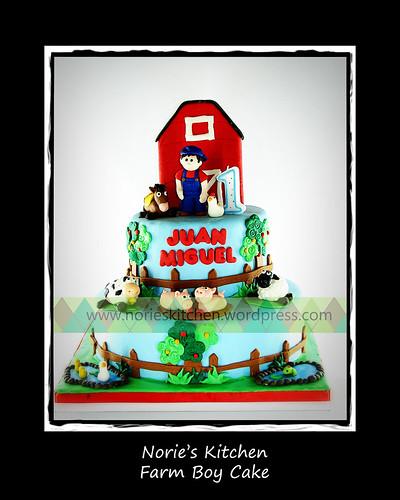 Norie's Kitchen - Farm Boy Cake by Norie's Kitchen