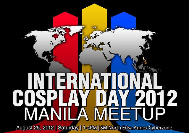 International Cosplay Day 2012 Manila Meet-up