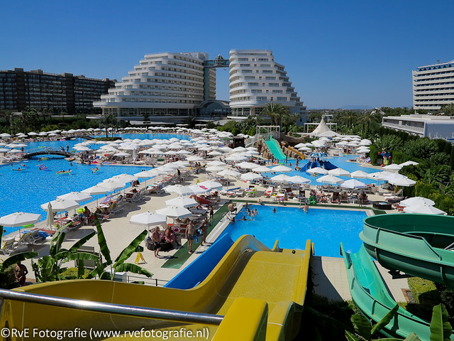 Miracle Resort Lara Antalya Turkije (02-07-2012).