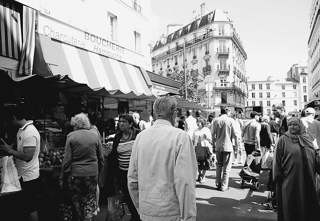 Rue d'Aligre