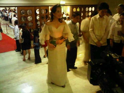 Sen. Loren Legarda SONA 2012