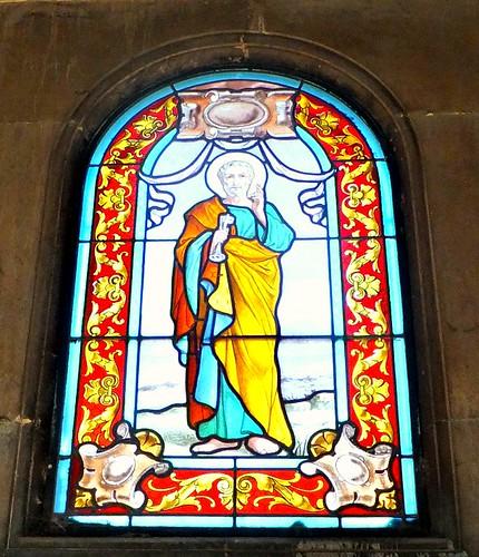 St Peter. Asnières sur Seine, Paris, France