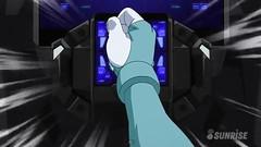 Gundam AGE 3 Episode 31 Terror! The Ghosts of the Desert Youtube Gundam PH 0023
