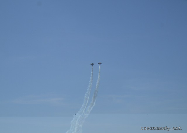 trig aerobatic team (2x pitts) - Southend Air Show - Sunday, 27th May, 2012 (1)