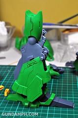 1-100 Kshatriya Neograde Version Colored Cast Resin Kit Straight Build Review (56)