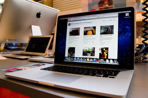 21/365 - MacBook Pro Retina !