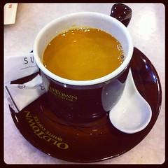 Tea break - OldTown xi mut (milk tea)
